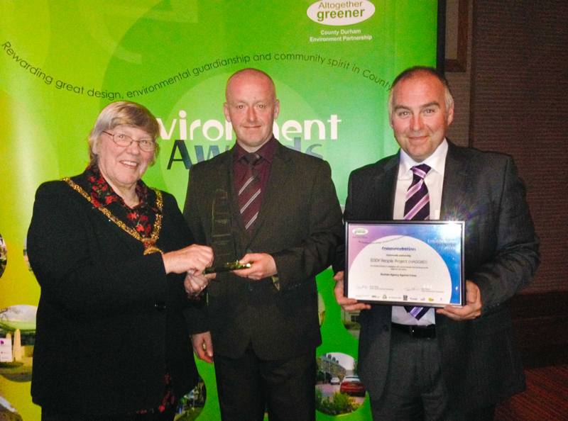 Environment Award Winners